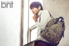 Kim Young Kwang - bnt International November 2014