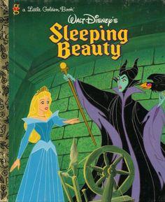 Sleeping Beauty, I had this book. :)