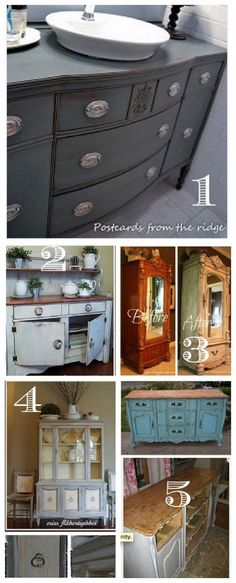 DIY Painted Furniture Inspiration - Homes.com