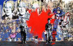 Mr. Brainwash | Juxtapose (2014), Available for Sale | Artsy