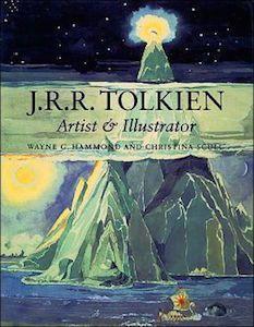 J.R.R. Tolkien: Artist and Illustrator by Wayne G. Hammond & Christina Scull | 5 Books to Celebrate J.R.R. Tolkien's Birthday