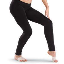$10 Seamless Ankle-Length Nylon Leggings; Balera -ALL colors