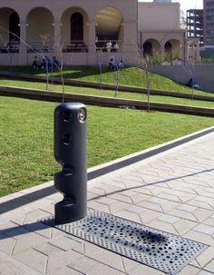 'Chafariz' Urban Drinking Fountain.  Urban Fittings.
