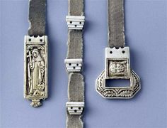 Belts of the 14th-15th centuries