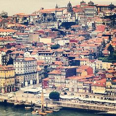 Porto - one of the most beautiful cities in Europe