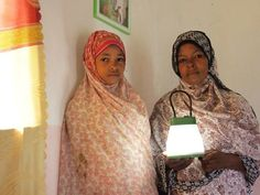 SunBell on Pemba, Tanzania. Replacing kerosene lamps and opening up for new possibilities
