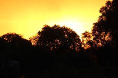 Sunset 31st Mar 2012