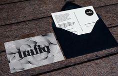 Trafic Bar - Identity   credits: http://www.fubiz.net/2013/01/07/trafiq-bar-identity/
