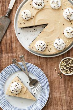 Honey-Roasted Peanut Butter Banana Cream Pie (No Bake!)