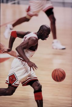 The 90's Playoffs were the best games ever played in my opinion. Mostly to me because of this man...