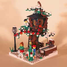 Harry Potter Advent Calendar, Lego Advent Calendar, Lego Projects, Projects To Try, Lego Gingerbread House, Casa Lego, Lego Winter Village, Lego Christmas, Lego Mindstorms