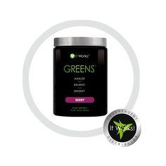 greens berry value
