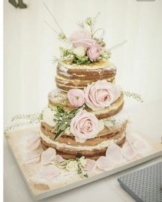 Flowers to decorate our naked wedding cake - peonies, david austin rose, eucalyptus?