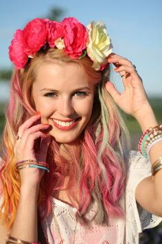 www.pastelovebarvy.cz Hair Goals, Dreadlocks, Hairstyle, Beauty, Hair Job, Hair Style, Hairdos, Dreads, Hair Styles