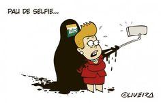 Pau de Selfie...