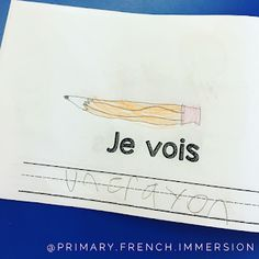 Primary French Immersion Resources Spanish Teaching Resources, French Immersion, Teaching, Preschool