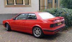 Maserati Racing (1991-1992)