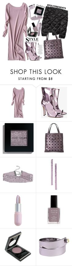 """""""#PolyPresents: New Year's Resolutions"""" by marionmeyer ❤ liked on Polyvore featuring Marco de Vincenzo, Bobbi Brown Cosmetics, Issey Miyake, Miss Selfridge, Winky Lux, Avon, Elizabeth Arden, Christian Dior, contestentry and polyPresents"""