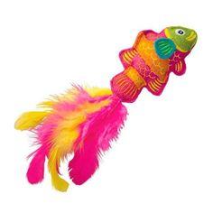 Catnip Tropical Fish Cat Toy - Cat Lovers Australia