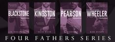 Book Blitz: KINGSTON ( A Four Fathers Story #2 ) By DANI RENE @danireneauthor – Book Addict live