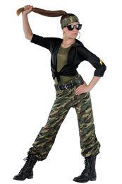 Novelty Dance Costumes | Dansco | Dance Fashion 2014 2015 Keywords: Army