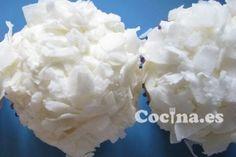 Receta de Bolitas de coco