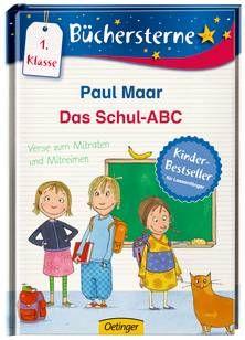 Das Schul-ABC. Verse zum Mitraten und Mitreimen - Paul Maar (ab 6 Jahren)