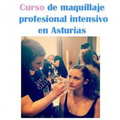 #Asturias curso maquillaje profesional ^_^ http://www.pintalabios.info/es/cursos-de-moda/view/es/496 #ESP #Curso #Maquillaje