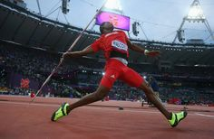 It is hoped the project will help allow more Trinidad and Tobago athletes to follow the trend set by London 2012 javelin champion, Keshawn Walcott.jpg (1024×672)