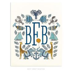 Crests & Stationery - Rachel Rogers Design