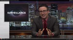 John Oliver sits down with Edward Snowden. Watch here: