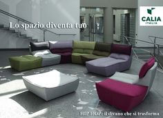 Caliaitalia hiphop coole ideen f r modernes sofa design - Divano hip hop calia ...