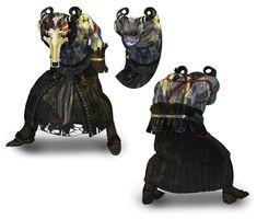 Qunari Saarebas - Pictures & Characters Art - Dragon Age II