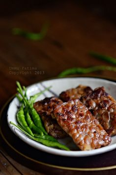 Simply Cooking and Baking...: Tempe Bacem