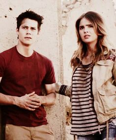 """""""People are friends, not food"""" -Malia Tate Teen Wolf Dylan, Teen Wolf Cast, Dylan O'brien, Stiles And Malia, Malia Hale, Movie Couples, Cute Couples, Otp, Melissa Mccall"""