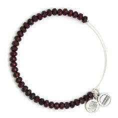 Crimson Luminary Beaded Bracelet | Alex and Ani
