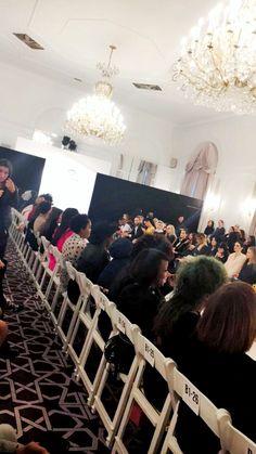 New York fashion week 2k17