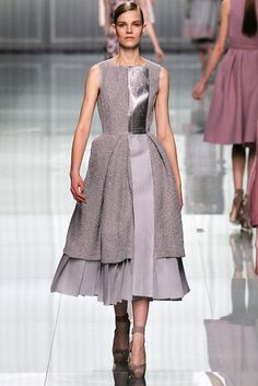 Christian Dior Fall 2012 Ready-to-Wear Fashion Show - Suvi Koponen (Next)