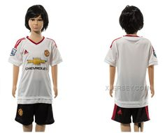 http://www.xjersey.com/201516-manchester-united-away-youth-jersey.html 2015-16 MANCHESTER UNITED AWAY YOUTH JERSEY Only 33.11€ , Free Shipping!