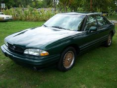 1995 Pontiac Bonneville SSE.  Drove this car over 150k miles.  Very reliable and fun to drive for a big car.