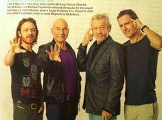 X-Men days of future past - Star Trek meats hobbiton awesooooommmmeee!
