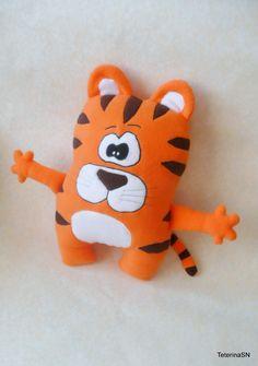 Авторские подушки-игрушки от Тетериной Светланы - игрушки - Зоя Флинта.