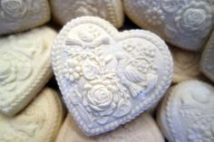 Downton Abbey bridal shower -- springerle cookies