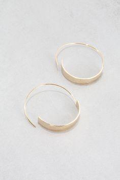Orielle Hoop Earrings