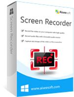 Aiseesoft Screen Recorder 1.1.22 With Crack ! [Latest]  Aiseesoft screen Recorder Full  Aiseesoft screen Recorder is easy and simple display screen recorder with the best video tutorial/audio documenting function. It'll capture any video tutorial or sound on