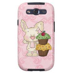 Kuchen-Häschen-Samsung Galaxys3 Vibefall Schutzhülle Fürs Galaxy SIII