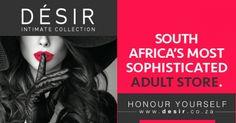 Get the most sophisticated selection of adult toys in South Africa now South Africa, The Incredibles, Ads