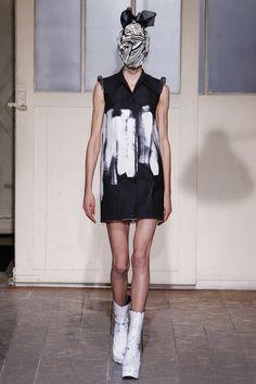 Couture Primavera 2013 Maison Martin Margiela