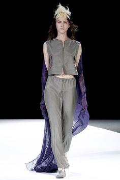 Yohji Yamamoto, Spring/Summer 2013, Ready to Wear