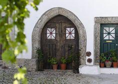 Puerta_Castelo de Vide